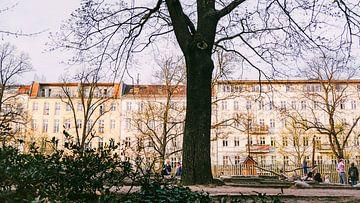 Prenzlauer Berg, Berlijn van Heiko Westphalen