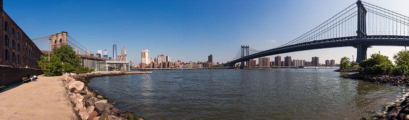 New York   Panoramaaufnahme van Kurt Krause