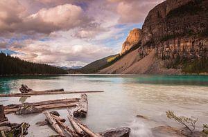 Moraine Lake Kanada von Ilya Korzelius