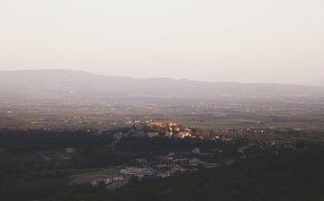 Village provençal en France sur Thomas Kuipers