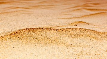 Zand structuur van Marcel Derweduwen