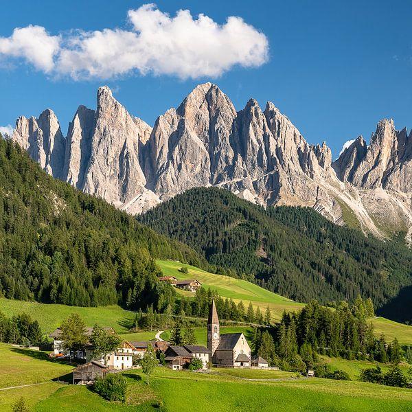 Val di Funes Südtirol von Achim Thomae