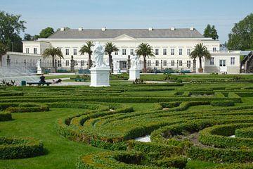 Großer Garten,  Herrrenhausen, Schloss , Neubau, Hannover, Niedersachsen, Deutschland, europa von Torsten Krüger
