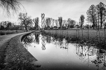 Anton van Duinkerkenpark -  Bergen op Zoom von Stefan Fokkens
