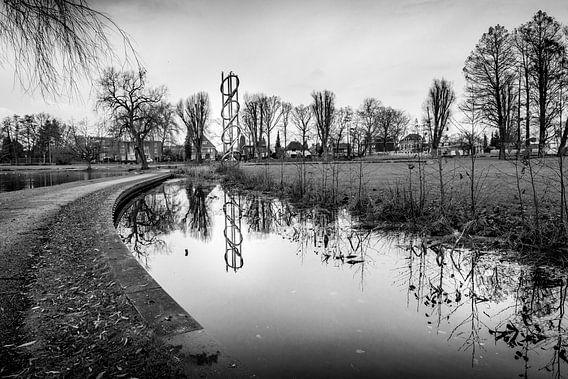 Anton van Duinkerkenpark -  Bergen op Zoom van Stefan Fokkens
