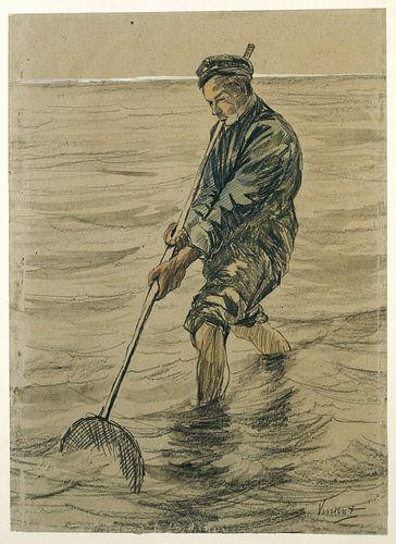 Schelpenvisser - Vincent van Gogh