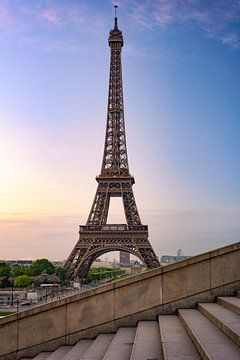 Parijs, Eiffeltoren, Frankrijk van