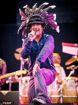 Jay Kay - Jamiroquai van