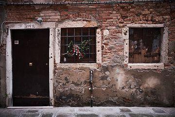 venetiaans huisje van Karel Ham