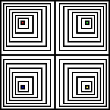 Genesteld | Offset | 02x02x02x02 | N=08 | V40 | RGBY van Gerhard Haberern