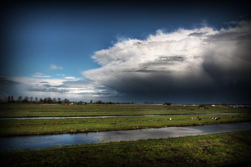 Wolken van Eus Driessen