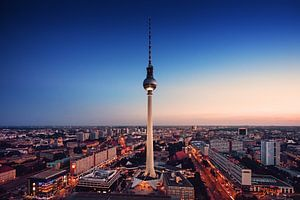 Berlin – View over the City