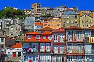 Porto landschap
