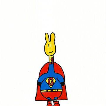 Super Gijs sur Marijn Welten