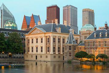 Mauritshuis en het Binnenhof van