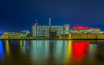 Van Nelle Fabriek in Rotterdam sur MS Fotografie | Marc van der Stelt