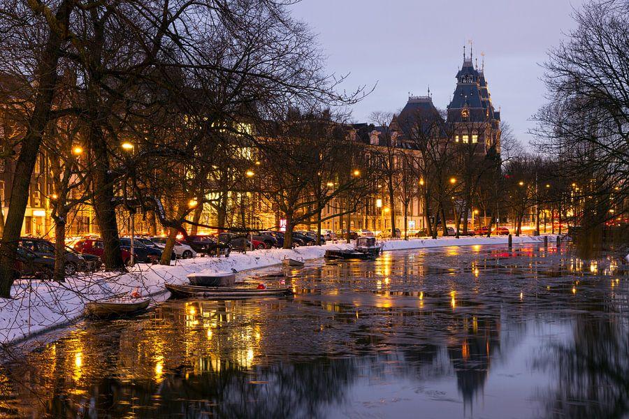 Stadhouderskade Rijksmuseum
