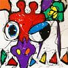 Giraffe van Jacky Zegers thumbnail