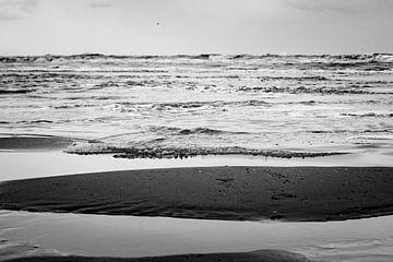 Gezeiten am Strand von Linsey Aandewiel-Marijnen