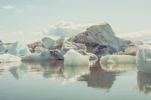 Icebergs XII van
