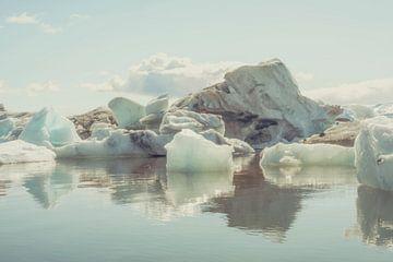 Icebergs XII van Pascal Deckarm