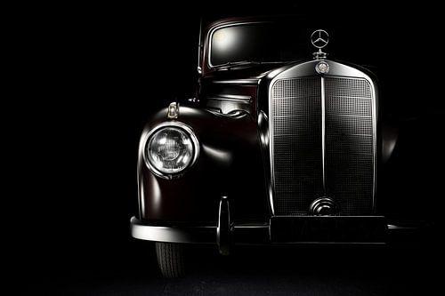 Mercedes-Benz 220 Limousine uit 1952