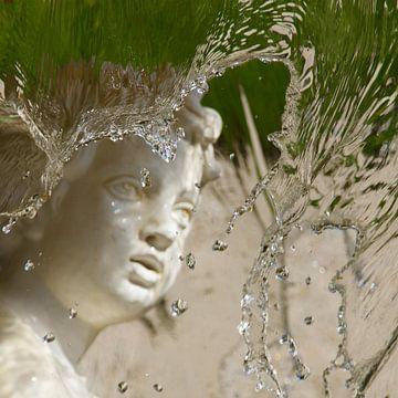 Waterbeeld sur