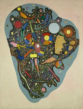 Gereguleerde hoop, Wassily Kandinsky