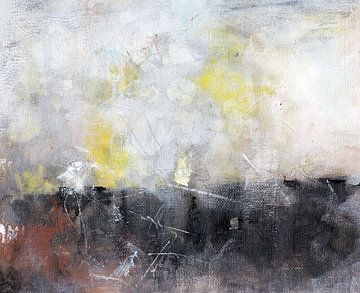 Gefrorene Felder von Maria Kitano