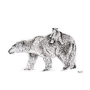 Beren smeren van