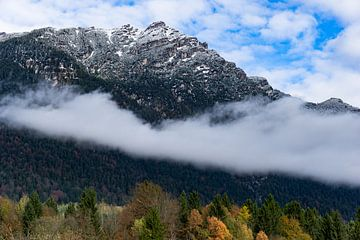 Herbst in Bayern von Kristiaan Hartmann