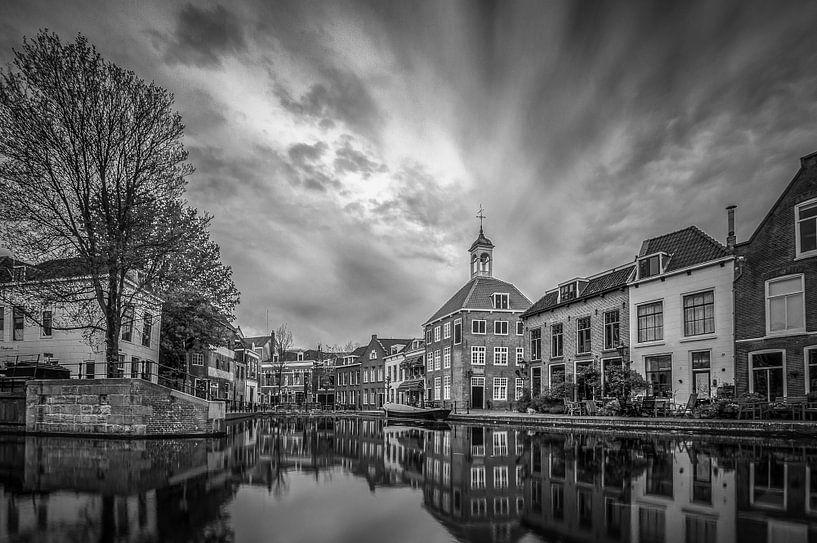 Zakkendragershuisje - Schiedam van Bram Kool