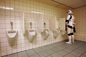 Een Stormtrooper is ook maar een mens von