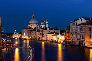 Canal Grande Venise sur Dennis Eckert