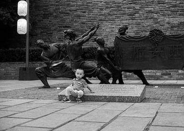 Xi'an-Kriegerstatue von Celine Dhont