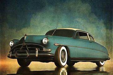 Klassieke auto –Hudson Hornet oldtimer