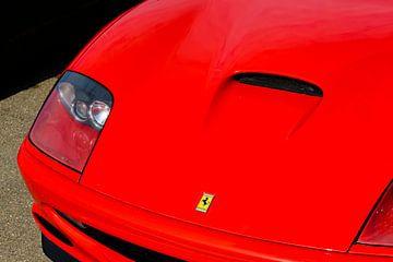 Ferrari 550 Maranello sur Sjoerd van der Wal