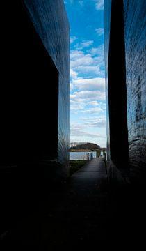 Kijkje en doorkijk in een bunker 599 van Sense Photography