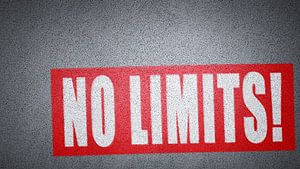 Geen grenzen!