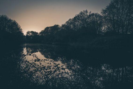 A quiet place (Bunnik / Utrecht) van Alessia Peviani