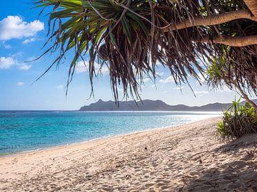 Indonesië - Lombok - Paradijsstrand van Rik Pijnenburg