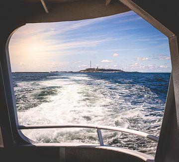 Bye Bye Helgoland von Jens Sessler