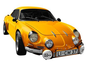Alpine Renault A110 von aRi F. Huber