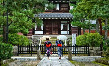 Kyoto von Tom Kraaijenbrink