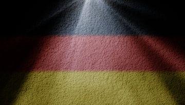 Duitse vlag van BVpix