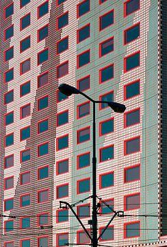 Architectuur detail van Raoul Suermondt