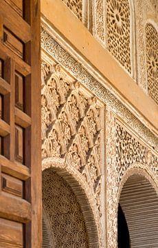 Bogen in het Alhambra von Jack Koning