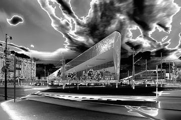 Rotterdam Hauptbahnhof von Ad Van Koppen
