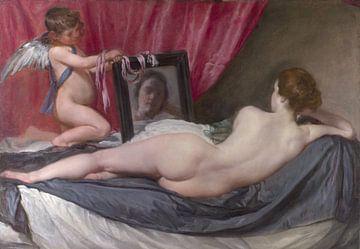 Vénus à son miroir, Diego Velázquez