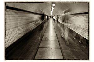 tunnel van joke van vlijmen